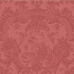 100/3015.CS Chippendale China Red by Cole & Son