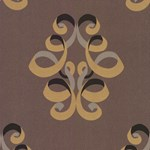 79/16060.CS Belgravia Brown by Cole & Son