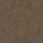 LWP65710W Chelsea Damask Walnut by Ralph Lauren